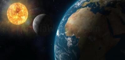 اعجاز قرآن در اخترشناسی (3) : بازتاب نور توسط ماه